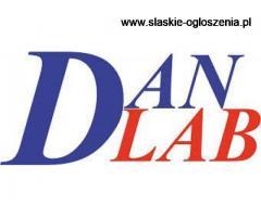 Nowoczesna chłodziarka laboratoryjna DanLab