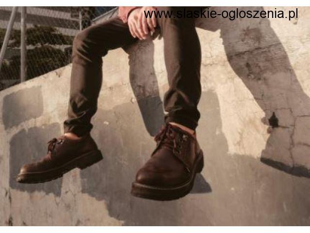 Skórzane męskie buty ze sklepu internetowego Pantofelek24