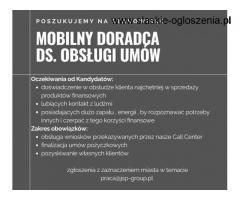 Mobilny Doradca Ds. Obsługi Umów