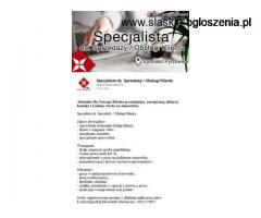 Specjalista ds. Sprzedaży / Obsługi Klienta