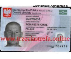 Dokumenty z wpisem - Paszporty, Dowody, Prawa Jazdy